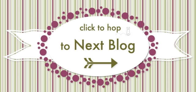 Papercrafting Blog Hop next button