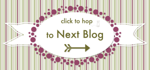 next blog hop button