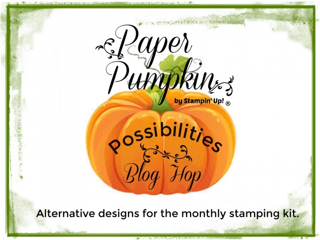 Paper Monthly Blog Hop
